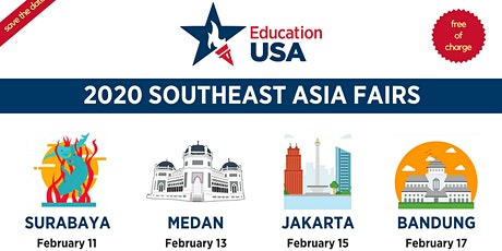 EducationUSA U.S Higher Education Fair 2020 (Jakarta) tickets