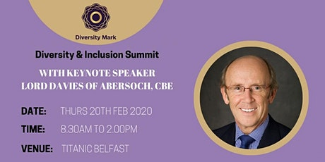 Diversity & Inclusion Summit tickets