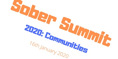 Sober Summit 2020 tickets
