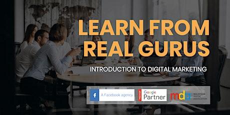 Basic Digital Marketing Training tickets