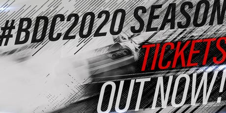 BDC 2020 - Black Friday Season Ticket Sale! tickets