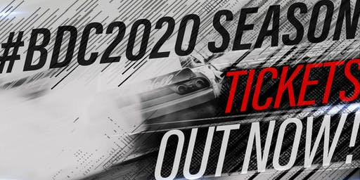 BDC 2020 - Black Friday Season Ticket Sale!