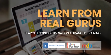Search Engine Optimisation Advanced Training tickets