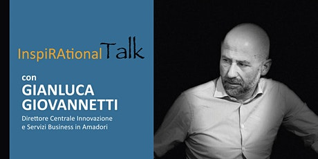 L'intelligenza ama i problemi - Inspirational Talk con Gianluca Giovannetti tickets