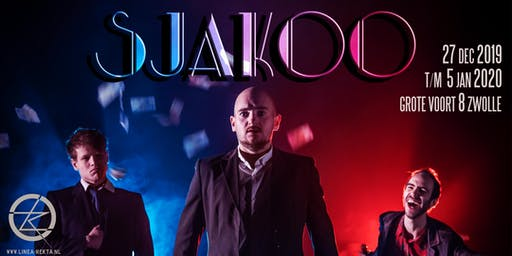 Theaterfirma Linea Rekta | SJAKOO