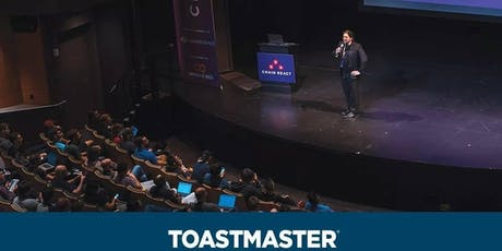 Uncensored Speakers Toastmasters Christmas Meeting tickets