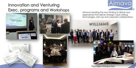 Strategic Innovation & Corporate Venturing Program tickets