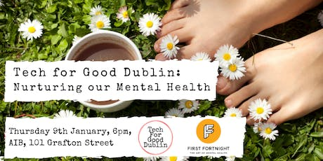 Tech for Good: Nurturing our Mental Health tickets