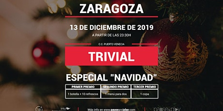 Trivial Especial Navidad en Pause&Play Puerto Venecia entradas