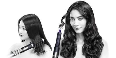 Dyson Demo Beauty Lab, Funan Mall   3 - 15 Dec 2019