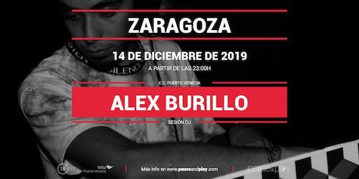 Sesión DJ Alex Burillo en Pause&Play Puerto Venecia