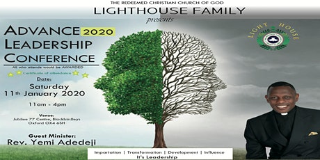 Lighthouse House Family - Leadership Conference 2020 tickets