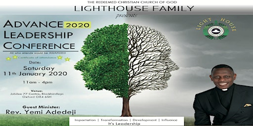 Lighthouse House Family - Leadership Conference 2020
