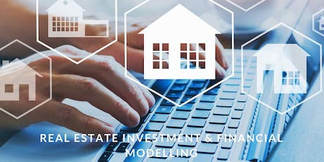 Real Estate Investment & Financial Modelling tickets