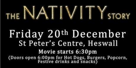 The Nativity Story tickets
