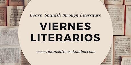 Learn Spanish through Literature - Gabriel García Márquez tickets