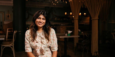 """How to create and grow a brand within hospitality""  with Nisha Katona tickets"