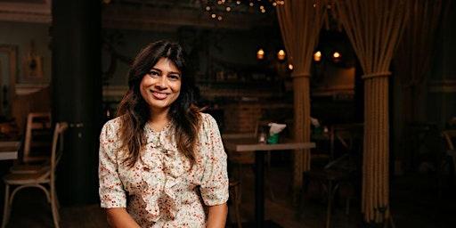 """""""How to create and grow a brand within hospitality""""  with Nisha Katona"""