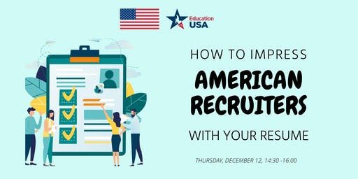 How to Impress American Recruiters with Your Resume