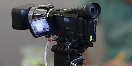 Film Making for Educators: Camera & Editing tickets