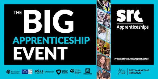 The Big Apprenticeship Event Newry - 6th February 2020