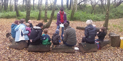 Nature Tots at Brandon Marsh - 1,2,3 Dinosaurs Where Are You? (PPL)