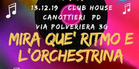 CARIBBEAN DANCE NIGHT - FESTA DI NATALE biglietti