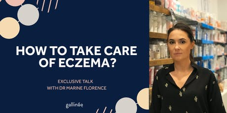 The lowdown on Eczema with Dr Marine Vincent tickets