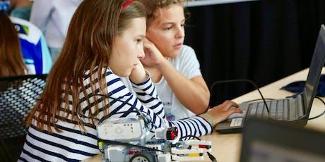 Girls Engineering & Robotics Workshop tickets
