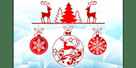 Atelier  de décoration de Noël tickets