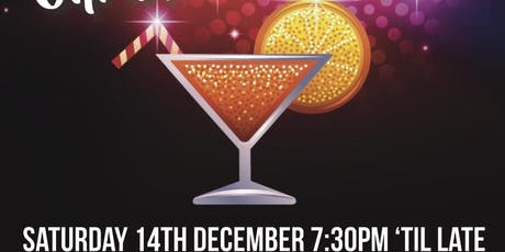 Marlene's Christmas Cocktails tickets