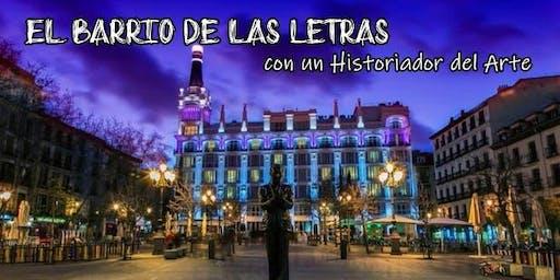 Free Tour- El Barrio de las Letras con un Historiador del Arte
