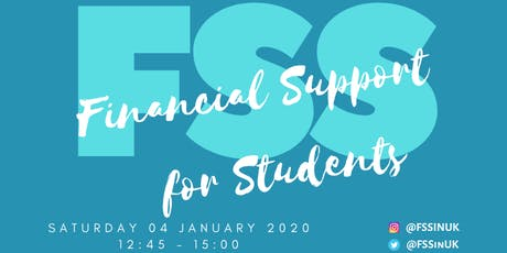 FSS - Financial Support for Students Workshop tickets
