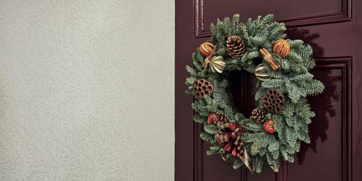 Christmas Wreath Making Workshop