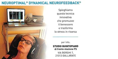 Vieni a conoscere Neuroptimal® Dynamical Neurofeedback