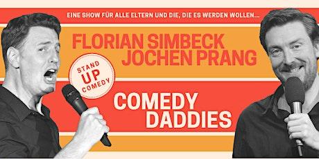 Florian Simbeck & Jochen Prang | Comedy Daddies Tickets