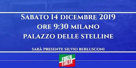 #CISIAMO: RIPARTIAMO DALLA LOMBARDIA PER RILANCIARE L'ITALIA biglietti