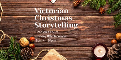Victorian Christmas Storytelling tickets