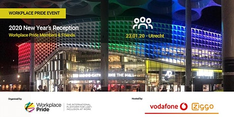 2020 Workplace Pride New Year's Reception hosted by VodafoneZiggo tickets