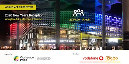 2020 Workplace Pride New Year's Reception hosted by VodafoneZiggo