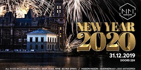Maison Mason • New Year's Eve • 2020 tickets