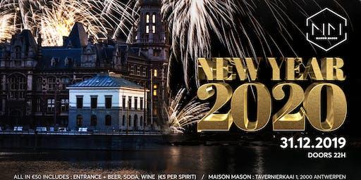 Maison Mason • New Year's Eve • 2020