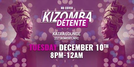 Kizomba Detente tickets
