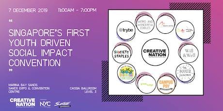 CREATIVE NATION 2019 tickets
