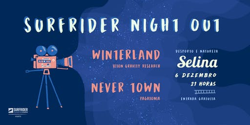 Surfrider Porto Night Out Selina 2019