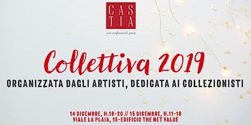 COLLETTIVA 2019, mostra degli artisti di Castia Art