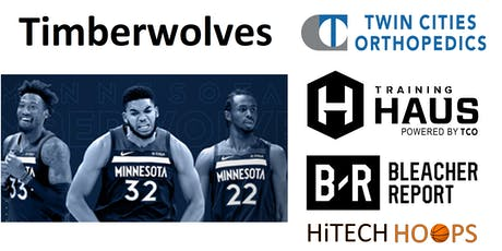 HiTechHoops Timberwolves: 12/17 Basketball Seminar, 12/18 Pelicans Game tickets