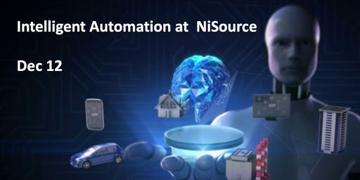 Intelligent Automation Meetup - NiSource - Scaling RPA  for Enterprise
