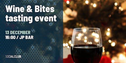 Wine & Bites Tasting Event