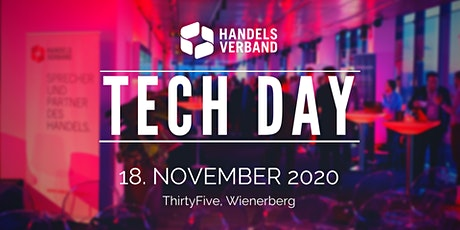 TECH DAY 2020 tickets